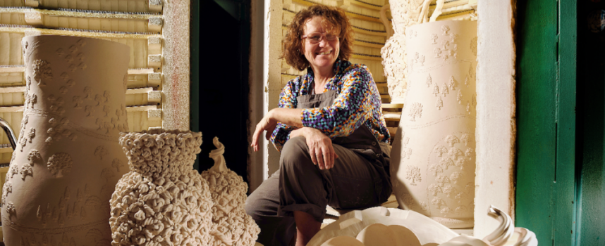 Kate Malone, la ceramica diventa arte