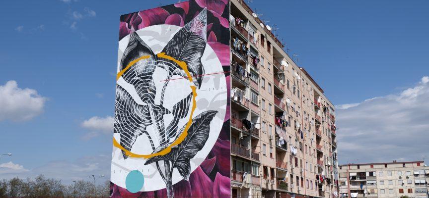 La street art colora la periferia di Napoli