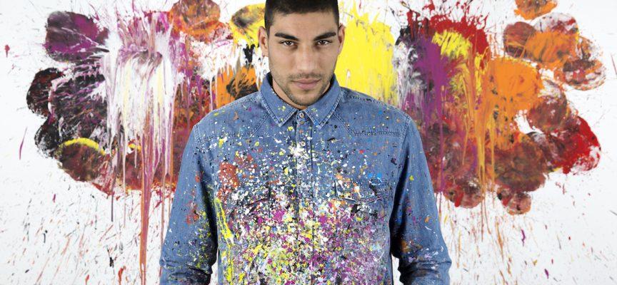 Omar Hassan, l'arte dei pugni
