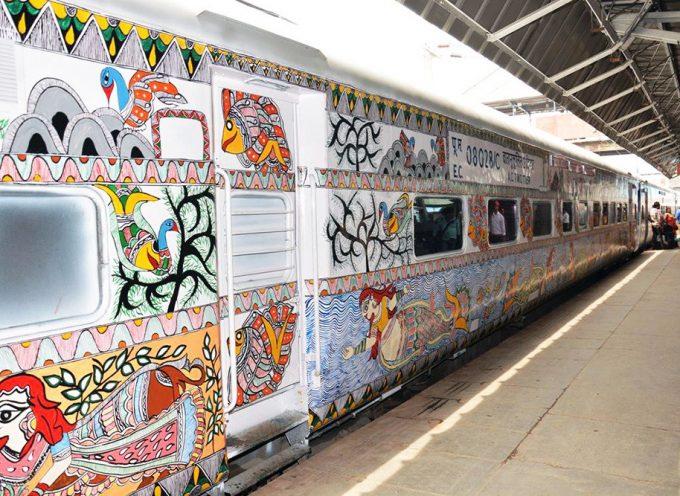 India: le Ferrovie chiamano gli artisti
