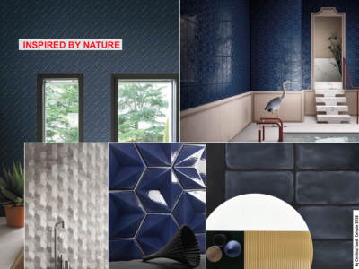 Cersaie: inspired by nature!