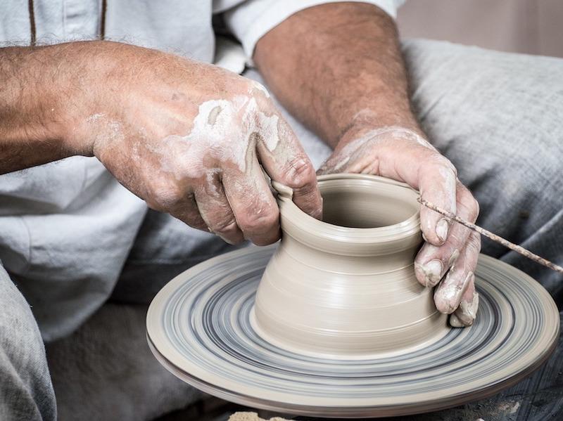 Produzione Ceramica In Italia.La Storia Della Ceramica In Italia Thesignofcolor
