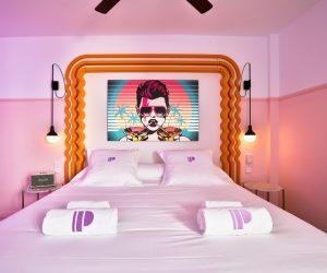 Tre Hotel: design a confronto