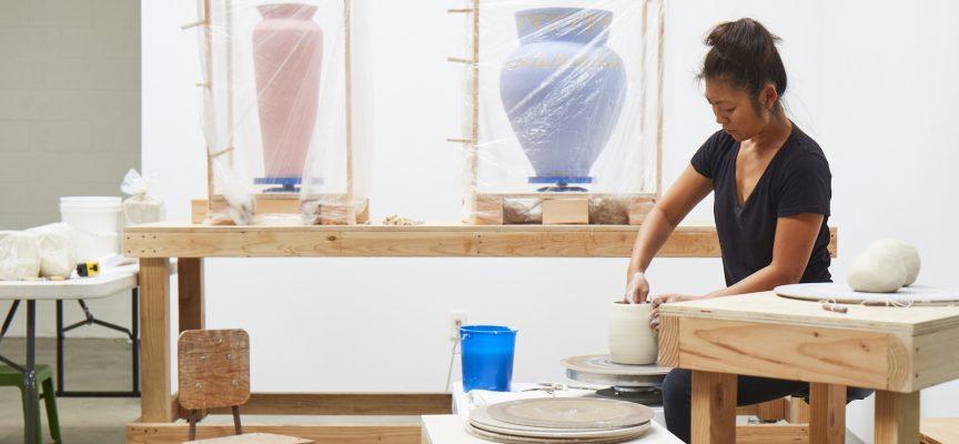 Le ceramiche di Shio Kusaka