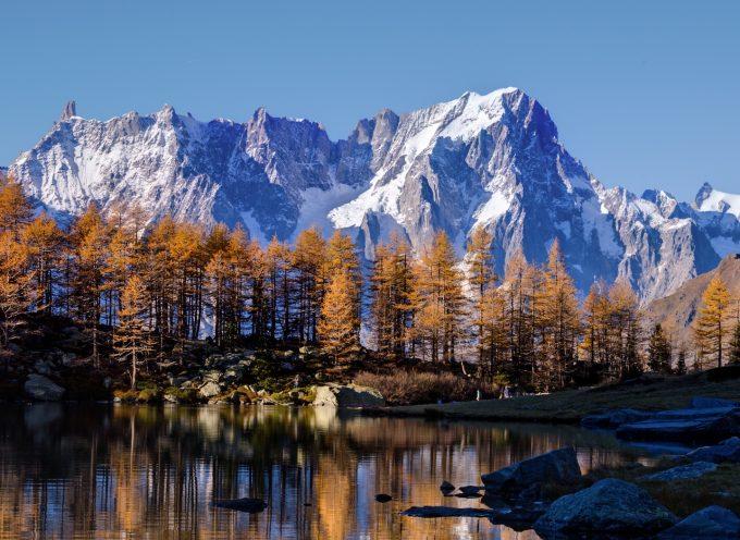 Valle d'Aosta: bianco come la sua neve