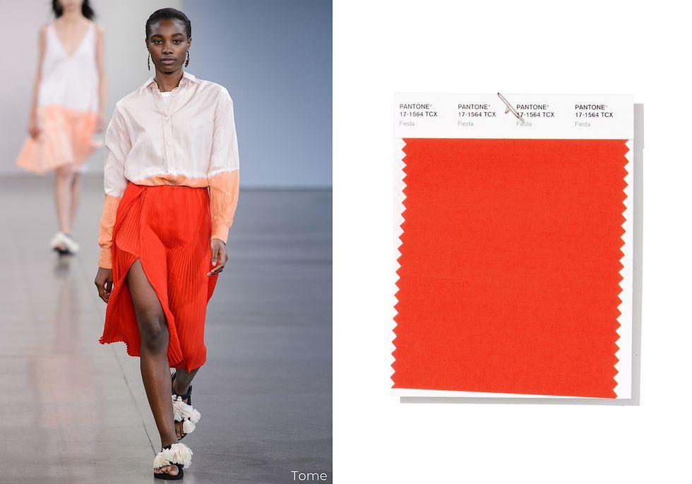 huge discount d7914 f01e2 Colori moda primavera/estate 2019   Thesignofcolor