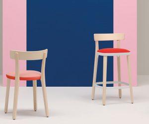 Sedie: le novità del Salone del Mobile 2019