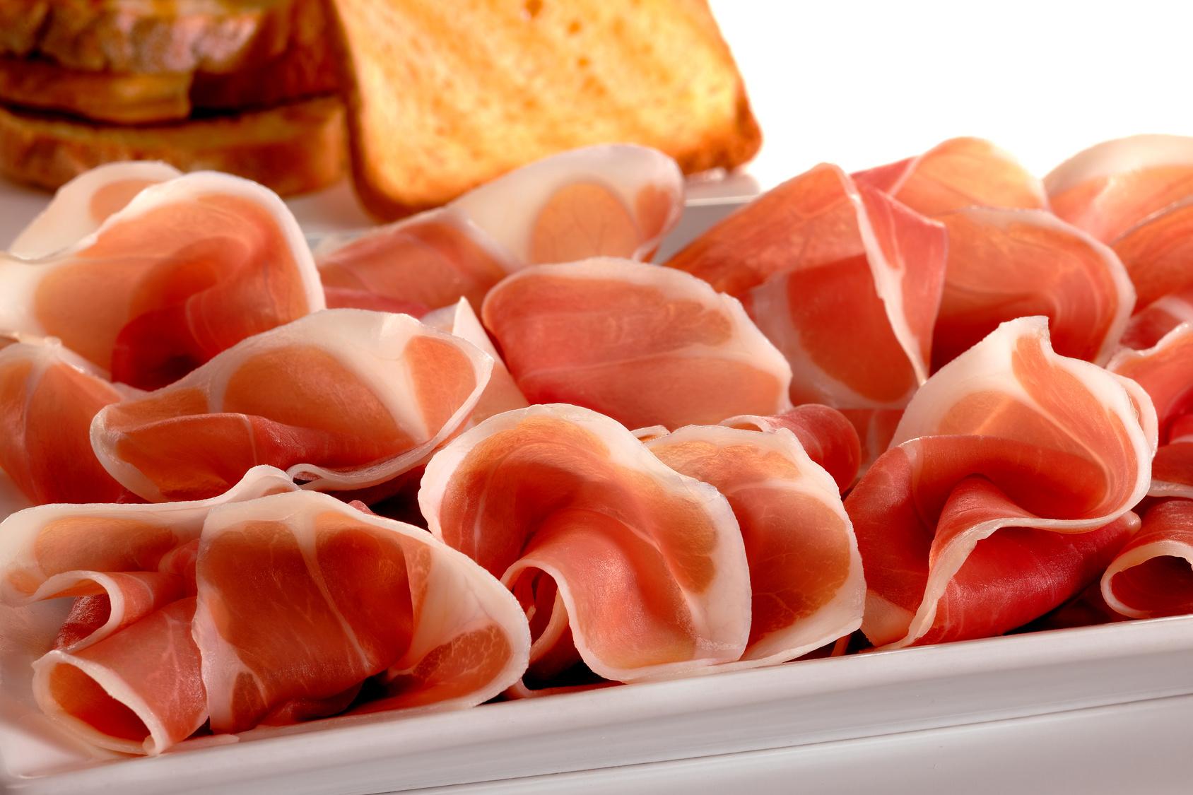 Friuli Venezia Giulia, rosa come il San Daniele prosciutto crudo