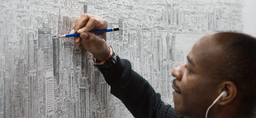 Stephen Wiltshire, l'artista autistico che disegna le città