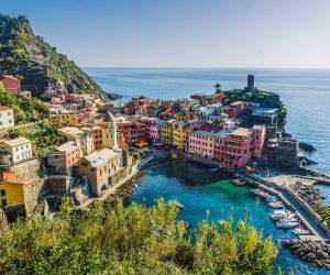 Liguria, verde come il suo pesto