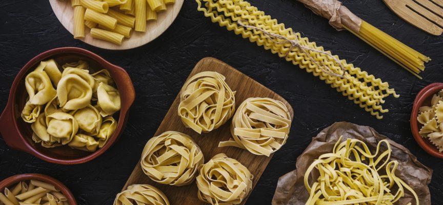 Emilia Romagna, gialla come la sua pasta