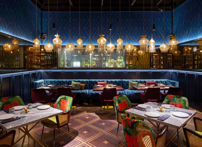 Tre ristoranti: design a confronto