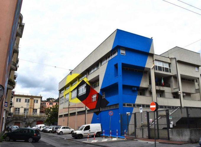 Ponte Morandi: arte per Genova