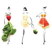 Illustrazioni moda: quattro designer a confronto