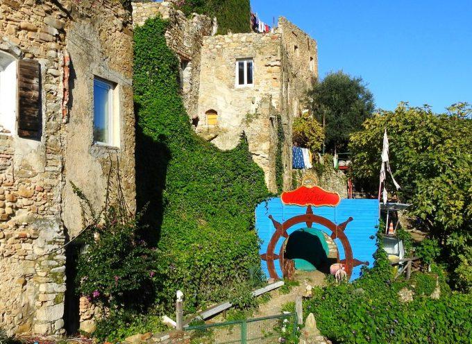 Bussana Vecchia, il borgo degli artisti