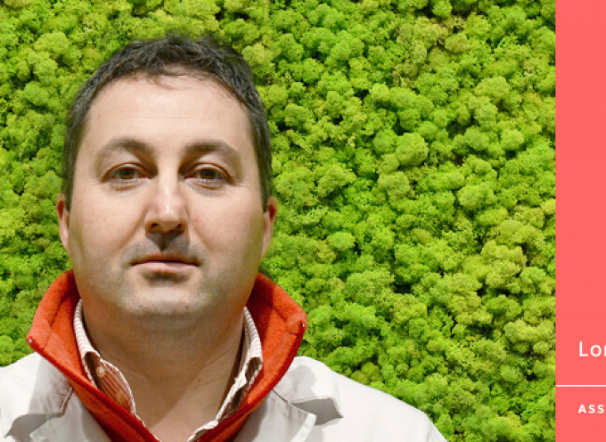 Viaggio nei colorifici italiani: Lorenzo Benassi