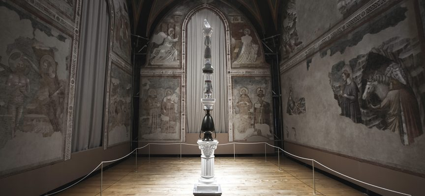 La ceramica di Luca Freschi celebra la memoria