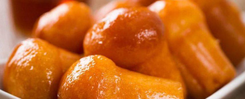Campania: marrone ambrato come il Babà
