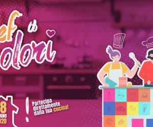 Nuovo evento online 2020: Chef a Colori