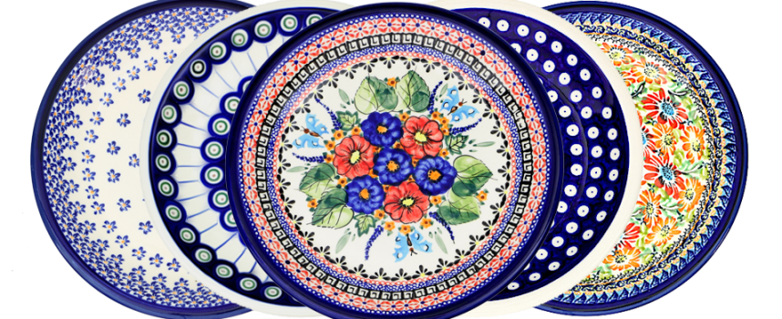 La ceramica di Bolesławiec