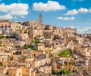 Basilicata, marrone come i sassi di Matera