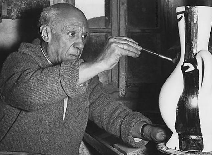 Picasso e la ceramica. Storia di una passione