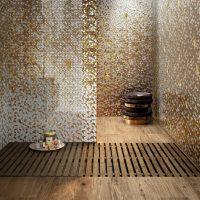Mosaico in bagno: come scegliere?