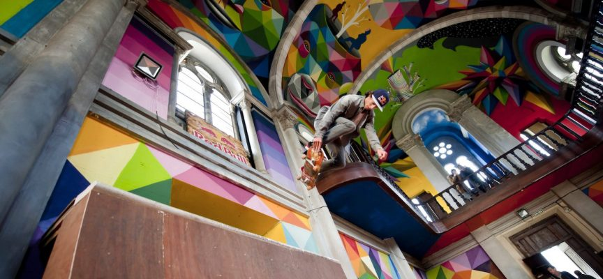 Skatepark: tra arte, colori e skate culture