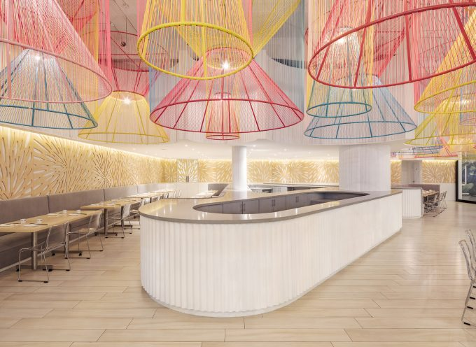 Design a confronto: tre ristoranti