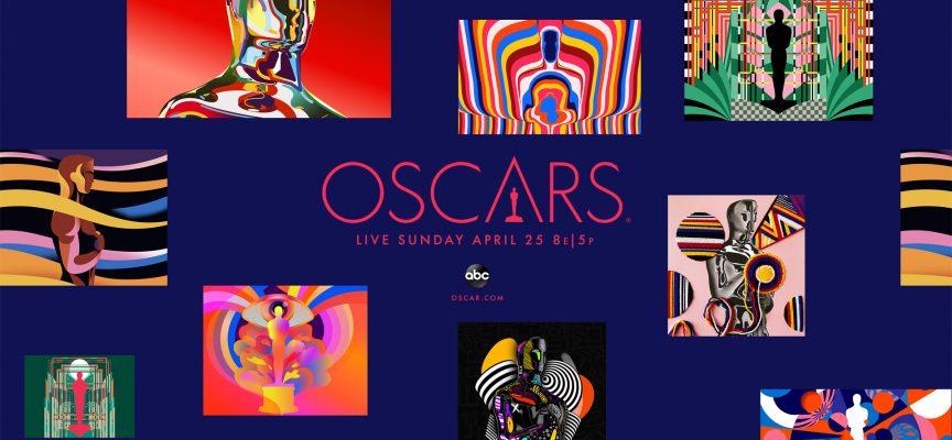 Oscar 2021: sette artisti reinterpretano l'iconica statuetta