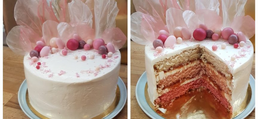 Ricetta torta Pretty in Pink