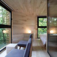 Case sull'albero di design