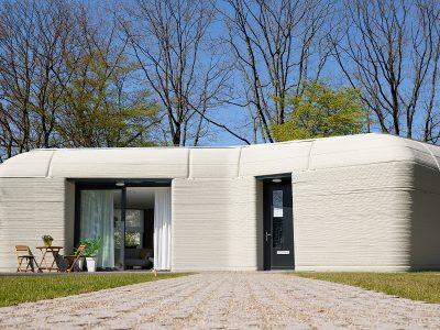 In Olanda la prima casa stampata in 3D
