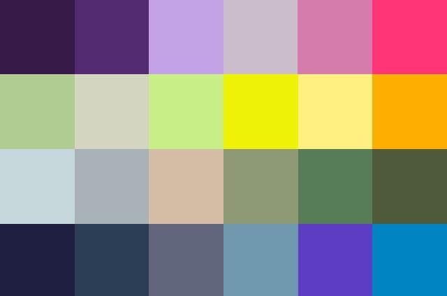 Arredare casa come scegliere il colore della cucina thesignofcolor - Colori da esterno ...
